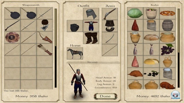 Screenshot - Mount & Blade: With Fire and Sword (PC) 2222274