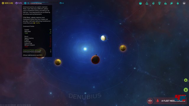 Screenshot - Master of Orion (PC) 92520971