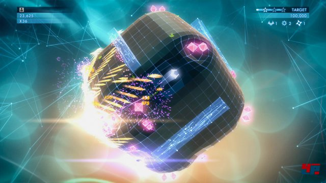 Screenshot - Geometry Wars 3: Dimensions (360) 92495271