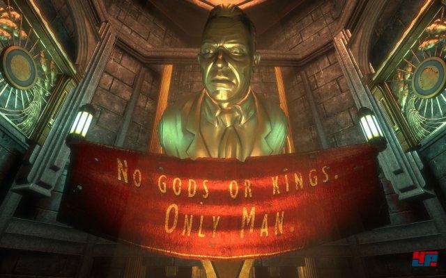 Screenshot aus der überarbeiteten PC-Version aus BioShock: The Collection; Quelle: NeoGAF
