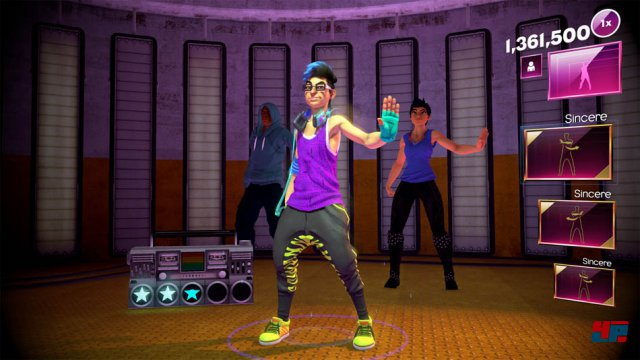 Screenshot - Dance Central: Spotlight (XboxOne)