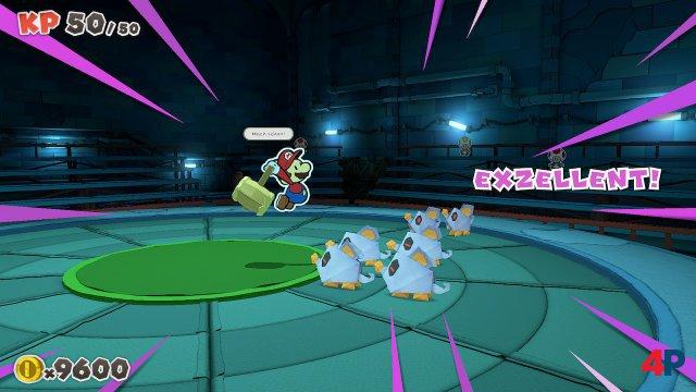 Screenshot - Paper Mario: The Origami King (Switch) 92619564