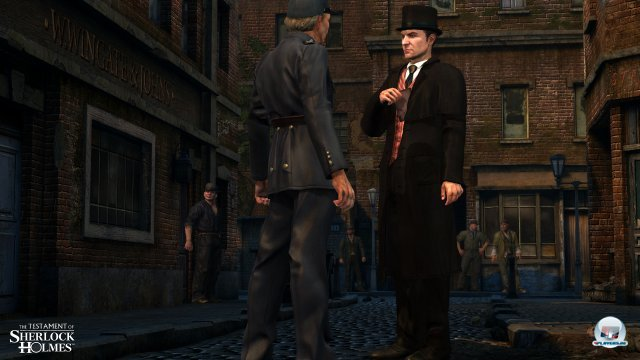 Screenshot - Das Testament des Sherlock Holmes (360) 2393847