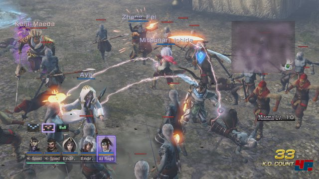 Screenshot - Warriors Orochi 3 Ultimate (PlayStation4) 92490097