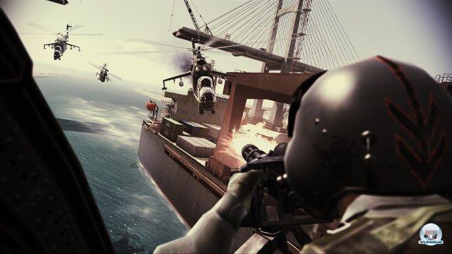 Screenshot - Ace Combat: Assault Horizon (360) 2262257