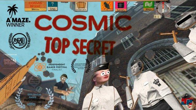 Screenshot - Cosmic Top Secret (Android)