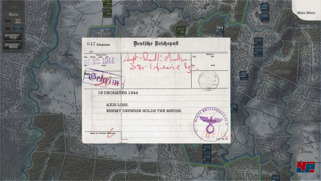 Screenshot - Battle of the Bulge (PC) 92517130