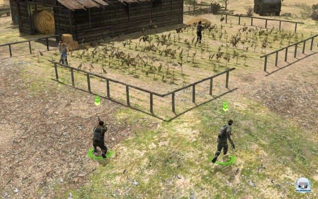 Screenshot - Jagged Alliance: Back in Action (PC) 2238273