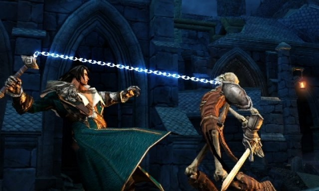 Screenshot - Castlevania: Lords of Shadow - Mirror of Fate (3DS) 2375332