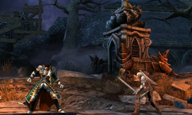 Screenshot - Castlevania: Lords of Shadow - Mirror of Fate (3DS) 92444032