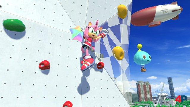 Screenshot - Mario & Sonic bei den Olympischen Spielen: Tokio 2020 (Switch)