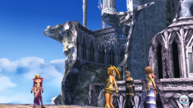 Screenshot - Final Fantasy X-2 (PlayStation3) 92460549