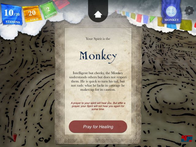 Screenshot - Sorcery! - Teil 3 (iPad) 92503536