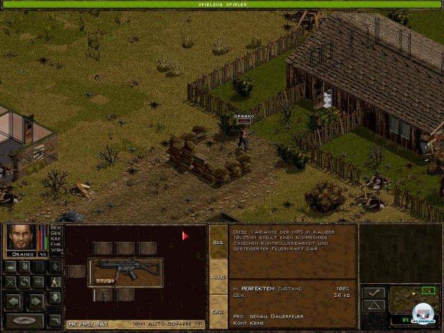 Screenshot - Jagged Alliance 2 (PC) 2258527