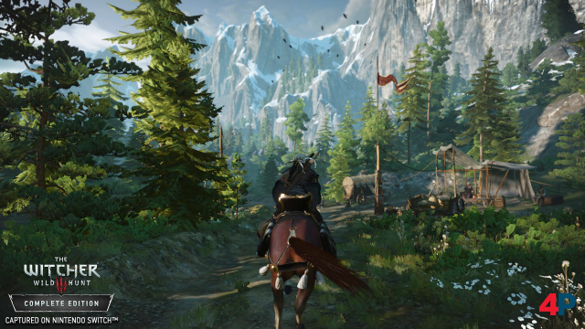 Screenshot - The Witcher 3: Wild Hunt (Switch)