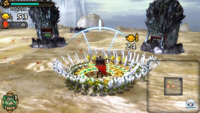 Screenshot - Army Corps of Hell (PS_Vita) 2299217
