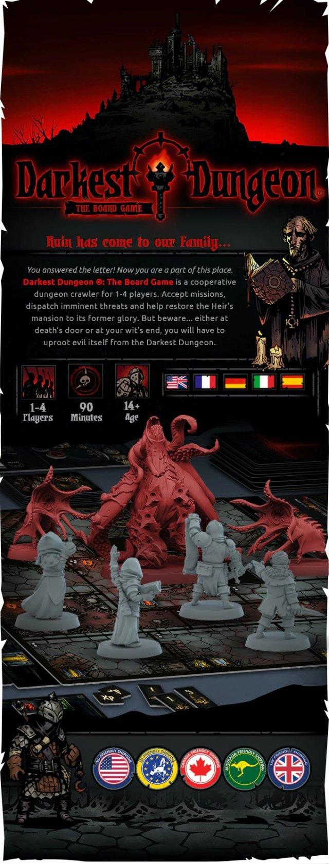 Screenshot - Darkest Dungeon: The Board Game (Spielkultur)