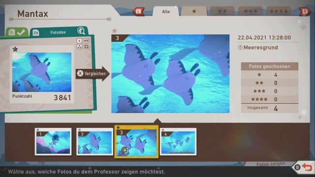 Screenshot - New Pokémon Snap (Switch) 92640671