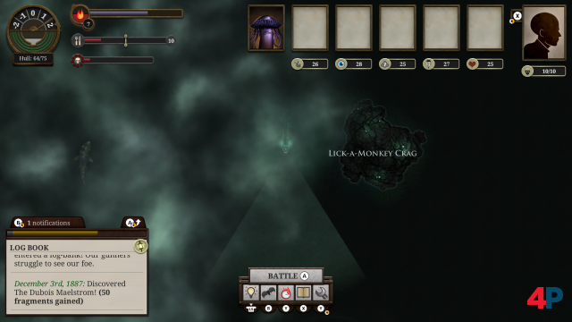 Screenshot - Sunless Sea (One)