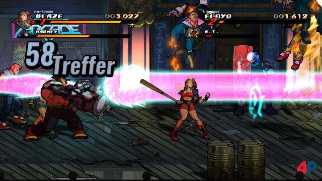 Screenshot - Streets of Rage 4 (PS4) 92612041