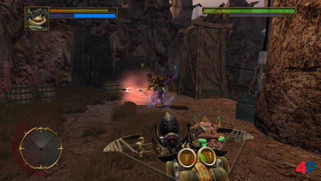 Screenshot - Oddworld: Munch's Oddysee (Switch) 92612095