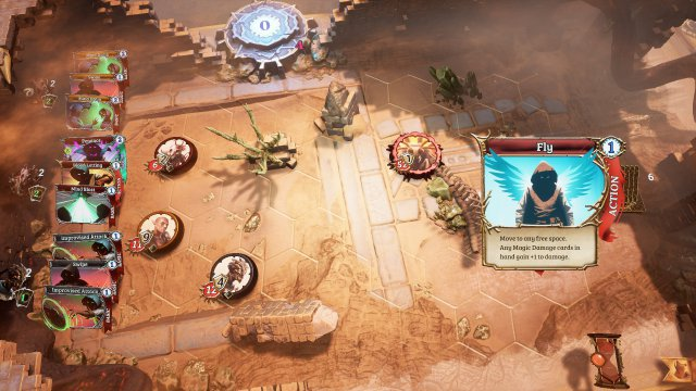 Screenshot - Trials of Fire (PC) 92639170