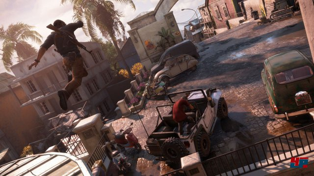 Screenshot - Uncharted 4: A Thief's End (PlayStation4) 92507771