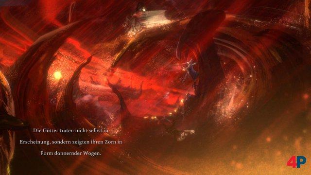 """Wer nicht die Standard-, sondern die Valiant-Edition kauft, bekommt neben der """"Kopfbedeckung des Jägers"""" auch die Erweiterung """"Valley of the Dormant Gods"""", in der u.a. drei weitere Götter, Gegenstände und Waffen enthalten sind."""