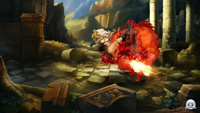 Screenshot - Dragon's Crown (PlayStation3) 92460625
