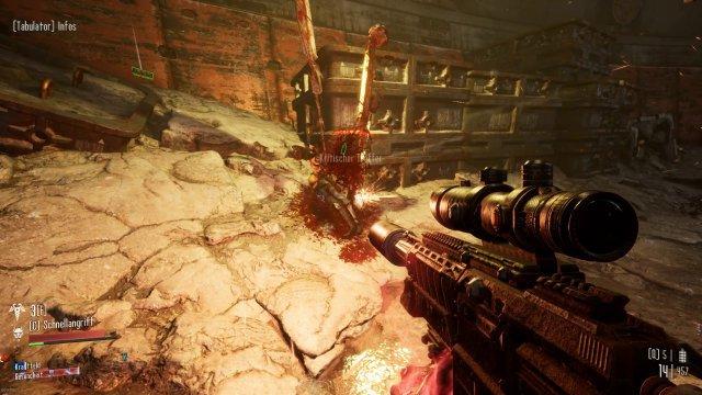 Screenshot - Necromunda: Hired Gun (PC) 92643298