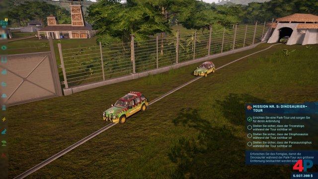 Screenshot - Jurassic World Evolution: Return to Jurassic Park (PC) 92603271
