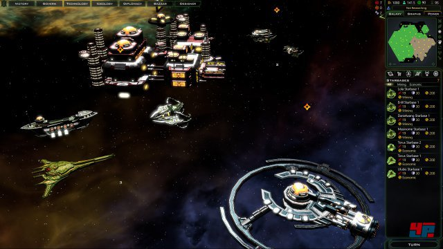 Screenshot - Galactic Civilizations 3 (PC) 92519261