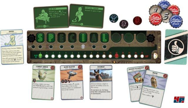 Screenshot - Fallout: The Board Game (Spielkultur)