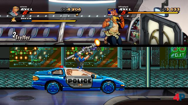 Screenshot - Streets of Rage 4 (PS4) 92612054