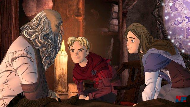 Screenshot - King's Quest: Stein oder nicht Stein (360) 92517182