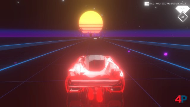 Screenshot - Music Racer (PS4) 92606566