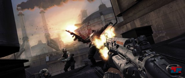 Screenshot - Wolfenstein: The New Order (PC) 92477621