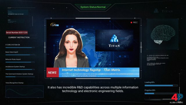 Screenshot - Cyber Manhunt (PC) 92622041