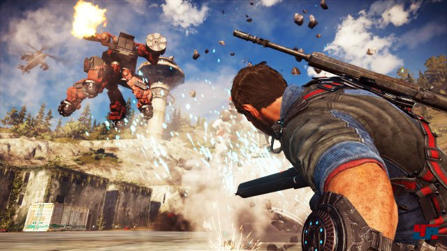 Screenshot - Just Cause 3 (PC)