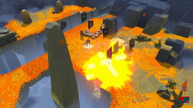 Screenshot - Massive Chalice (PC) 92497757
