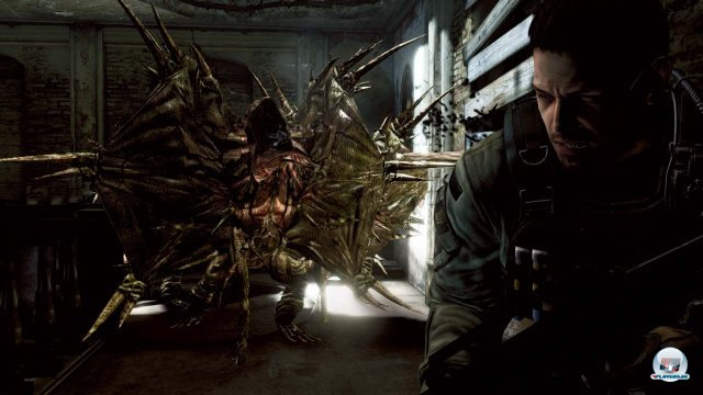 Screenshot - Resident Evil 6 (360) 92402127