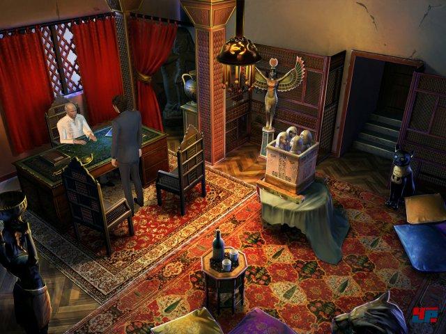 Screenshot - Moebius: Empire Rising (PC) 92479544