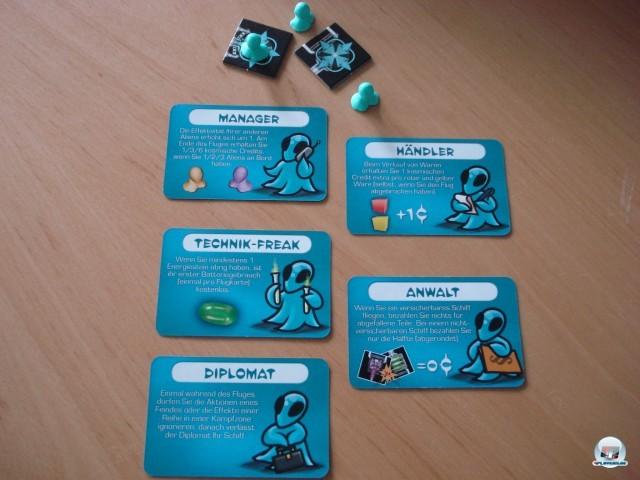 Screenshot - Galaxy Trucker (Spielkultur)