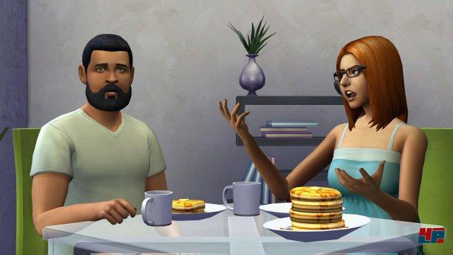 Die Sims 4<br><br>... EAs Lebenssimulation, die anno 2014 in die vierte Generation geht. Tatsächlich sollen die Gefühle der Alltagshelden stärker als bisher im Vordergrund stehen. Sie sollen besser erkennbar sein und einen größeren Einfluss auf verschiedene Situationen haben. Gut zu wissen: Die SimCity-Macher sagen von Beginn an, dass keine dauerhafte Internetverbindung nötig sein wird. Ganz anders als... 92474824
