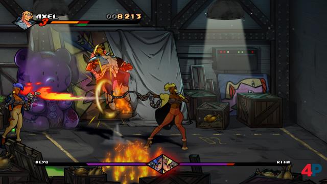 Screenshot - Streets of Rage 4 (PS4) 92612047