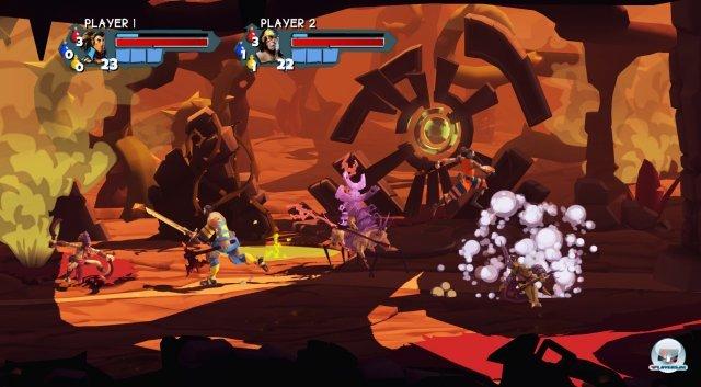 Screenshot - Sacred: Citadel (360) 92456650
