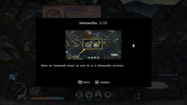 Screenshot - GetsuFumaDen: Undying Moon (PC)