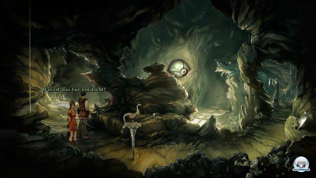 Screenshot - Das Schwarze Auge: Satinavs Ketten (PC) 2374802