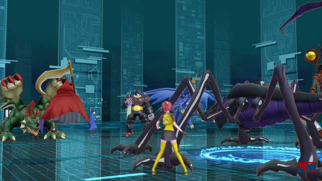 Screenshot - Digimon Story: Cyber Sleuth - Hacker's Memory (PS4) 92549676