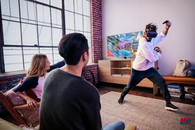 Screenshot - Oculus Quest (OculusRift)